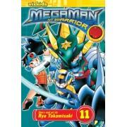 MegaMan NT Warrior: Volume 11 by Ryo Takamisaki