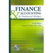 Finance & Accounting for Nonfinancial Managers by Steven A Finkler