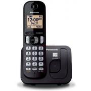 Telefon fix Panasonic KX-TGC210FXB black