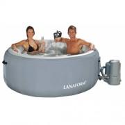 Lanaform - Piscina gonflabila cu hidromasaj Aqua Pleasure
