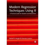 Modern Regression Techniques Using R by Kamala London
