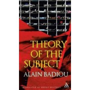 Theory of the Subject by Alain Badiou