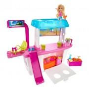 """Mattel T7098 Polly Pocket - Muñeca Polly """"Fiesta en el barco"""" [Importado de Alemania]"""