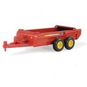 Ertl Big Farm 1:16 New Holland Manure Spreader