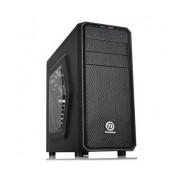 Gabinete Thermaltake Versa H25 con Ventana, Midi-Tower, ATX/micro-ATX, 1x USB 2.0, 1x USB 3.0, sin Fuente, Negro