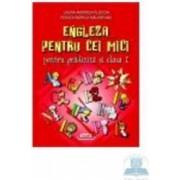 Engleza pentru cei mici vol. 2 pentru gradinita si clasa 1 - Laura-Andreea Plocon