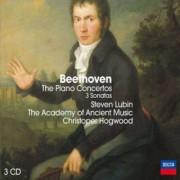 L Van Beethoven - Piano Concertos& Sonatas (0028947572978) (3 CD)