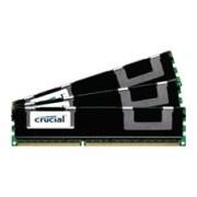 Crucial PC3-12800 24GB Kit 24GB DDR3 1600MHz Data Integrity Check (verifica integrità dati) memoria