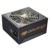 COUGAR GX Serie 800W 80 Plus Gold Netzteil 14cm Luefter Ultra Leise EPS12V 10xS-ATA aktiv PFC Retail Kabelmanagement COMPUCASE