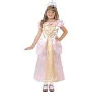 Smiffys - SM44029/M - Costume Enfant Princesse Endormie Taille M 7/9 Ans