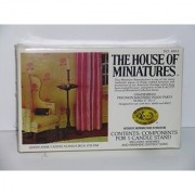 The House of Miniatures- Queen Anne Candle Stand #40013
