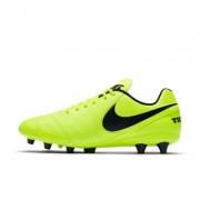Calzado de fútbol Nike Tiempo Genio II Leather AG-PRO para pasto artificial