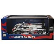 Ixo 1/43 Audi R18 E Tron Quattro Lm2013 # 2 Winner