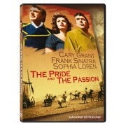 The Pride and the Passion:Cary Grant,Frank Sinatra,Sophia Loren - Mandrie si pasiune (DVD)