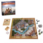 HABA Adventure Land - An Exciting Strategy Board Game for Ages 10 and Up (Made in Germany) by HABA