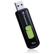 Transcend 16GB JETFLASH 500 (Green) - TS16GJF500