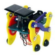 SOLAR-PUPPY ROBOT AD ENERGIA SOLARE