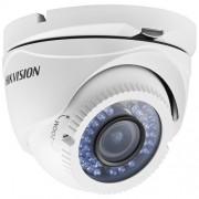 Camera exterior tip dome Hikvision DS-2CE55C2P-VFIR3 720TVL + Discount la kit (Hikvision)