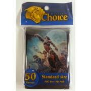 """Dragon Shield """"Rise of The Moon"""" Pale Zombies Wizard s Choice immagine Standard maniche confezione da 50 buste)"""