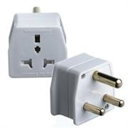UniQue UK to SA Convertor Plug, Retail Packaging,