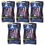 Mc Farlane Toys Action Figure Halo Avatar Figures Series 2 (5 Random Packs)