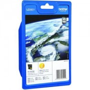 BROTHER LC985Y - Encre Brother Jaune LC985Y. 260 pages. 10ml. DCP-J315W, DCP-J125,