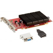 VisionTek ATI Radeon HD 5450 - Scheda grafica (512 MB DDR3, PCI-Express, 2 x DVI, 1 x Mini Display Port)