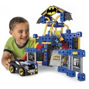 Fisher-Price TRIO DC Super Friends Batcave by Fisher-Price