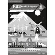 KS3 Maths Progress Progression Workbook Delta 3