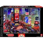 Puzzles Educa - Puzzle Times Square, Nueva York, 8000 piezas (16325)