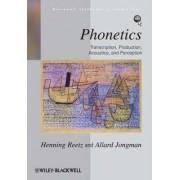 Phonetics by Henning Reetz