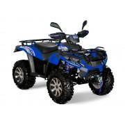 Quad HY 410S 4X4 - HYTRACK - Bleu