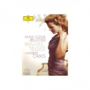 Anne-sophie Mutter, Lambert Orkis - Brahms: The Violin Sonatas (DVD)