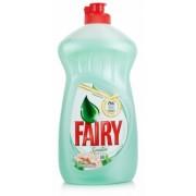 Detergent de vase FAIRY Sensitive Tea Tree and Mint, 500ml
