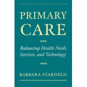Primary Care by Barbara Starfield