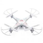 Drona Quadcopter 2.4G 4CH 6-Axis SYMA X5C, cu 2MP HD Camera, Alb
