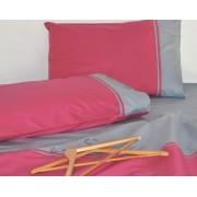 Lenjerie de pat din bumbac Valentini Bianco VKR20 Gray Shades