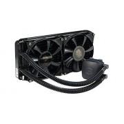 Cooler Master Nepton 280L Watercooling pour CPU Noir