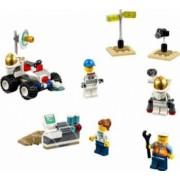 Set De Constructie Lego City Pentru Incepatori Baza Spatiala