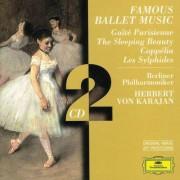 Artisti Diversi - Famous Ballet Music (0028945944524) (2 CD)