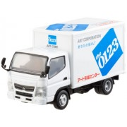 Play cast 1/32 Mitsubishi Fuso Canter Art Moving Center (japan import)