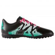 Adidas X 15.4 Tf J black
