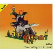 Lego Parts: Plant Tree Pine Small 2 x 2 x 4 (Green)