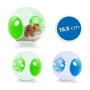 10578 Twister ball per criceti e piccoli roditori in plastica rigida 18.5ø