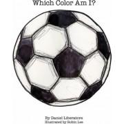 Which Color Am I? by Daniel Liberatore