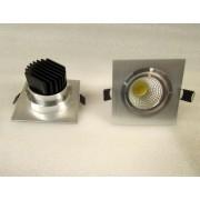 Beépíthető COB LED-es lámpa