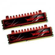 Memorie G.Skill Ripjaws 8GB (2x4GB) DDR3, 1600MHz, PC3-12800, CL9, Dual Channel Kit, F3-12800CL9D-8GBRL