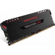 Memorie Corsair Vengeance 2x8GB DDR4 3000MHz CL15 Red LED