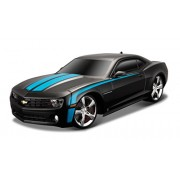 Maisto 81066 - Tech - 2010 Chevrolet Camaro SS RS R/C, Scala 1:24, Colori Assortiti