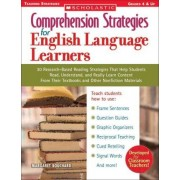 Comprehension Strategies for English Language Learners by Margaret Bouchard